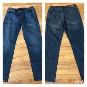 Levi's Bold Curve Classic Straight Leg Jeans 14/32